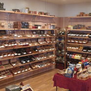 The Largest Humidor in Northern California