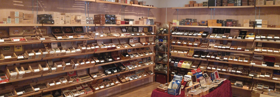 Our Humidor